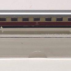 Trenes Escala: MARKLIN MINI CLUB VAGÓN PASAJEROS COCHE 1ª COMPARTIMENTOS TEE 8724 ESCALA Z. NUEVO. Lote 285314783