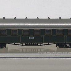 Comboios Escala: MARKLIN MINI CLUB VAGÓN PASAJEROS COCHE 3ª BÁVAROS TREN EXPRESO 8730 ESCALA Z. NUEVO. Lote 211898056