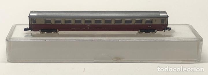 Trenes Escala: MARKLIN MINI CLUB VAGÓN PASAJEROS COCHE 1ª TEE DB 8758 ESCLA Z. NUEVO - Foto 3 - 243659520