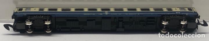 Trenes Escala: MARKLIN MINI CLUB VAGÓN PASAJEROS COCHE 2ª DB 8759 ESCLA Z. NUEVO - Foto 6 - 243659475