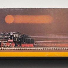 Trenes Escala: MARKLIN MINI CLUB LOCOMOTORA VAPOR DB BR 24, 1'C REFERENCIA 8803 ESCALA Z. NUEVO. Lote 212603220