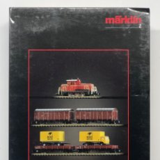 Trenes Escala: MARKLIN MINI CLUB 8134 TREN SERIE LIMITADA 500 JAHRE POST ESCALA Z. NUEVO. Lote 212604162