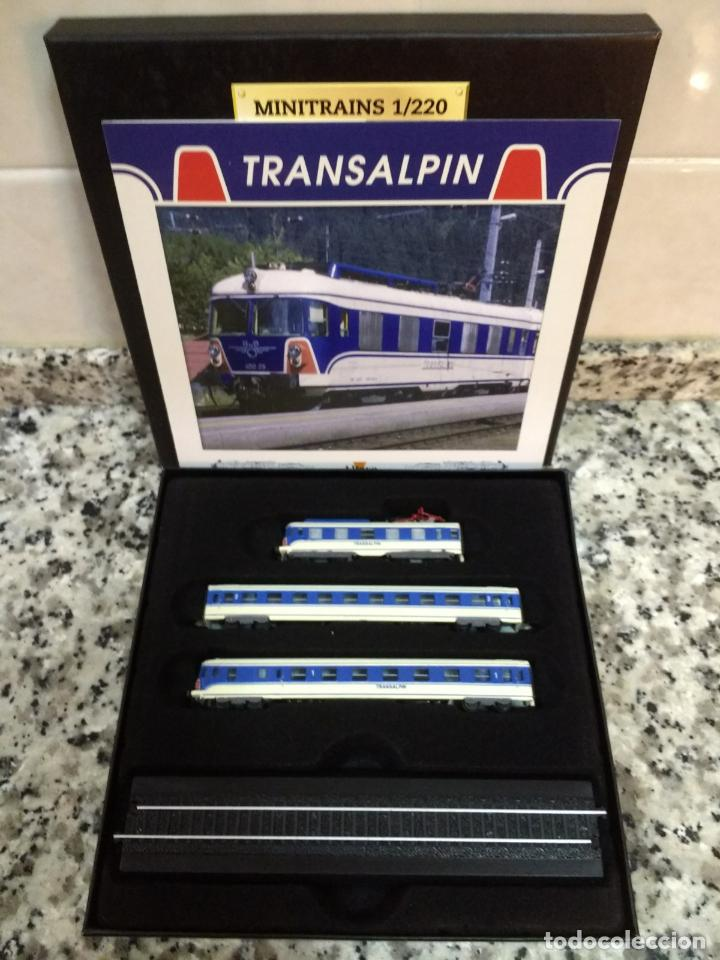 Trenes Escala: Lote de 24 Minitrains Altaya 1/220. Escala Z - Foto 11 - 228304830