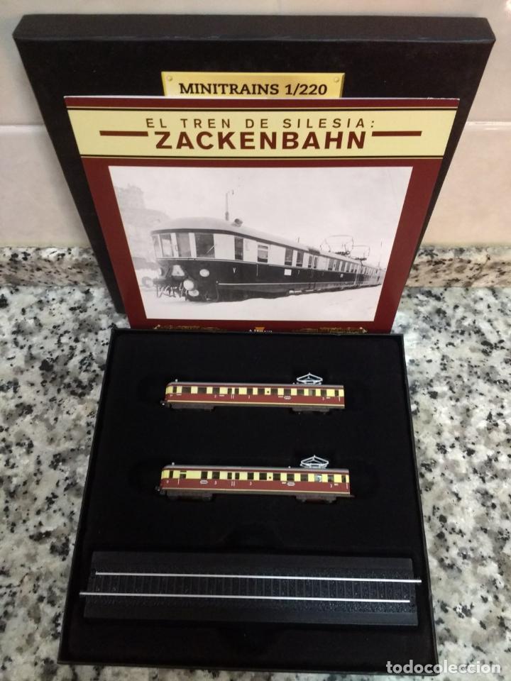 Trenes Escala: Lote de 24 Minitrains Altaya 1/220. Escala Z - Foto 12 - 228304830