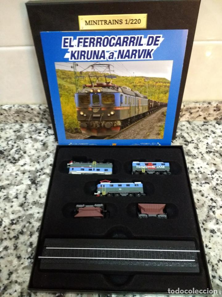 Trenes Escala: Lote de 24 Minitrains Altaya 1/220. Escala Z - Foto 21 - 228304830