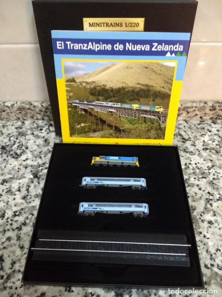 Trenes Escala: Lote de 24 Minitrains Altaya 1/220. Escala Z - Foto 24 - 228304830