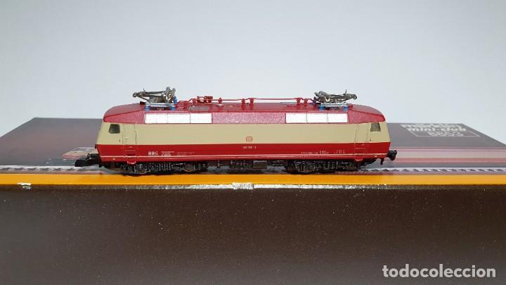Trenes Escala: MARKLIN MINI CLUB LOCOMOTORA ELÉCTRICA DB BR 120 REF. 8853 ESCALA Z. NUEVO - Foto 2 - 235021005