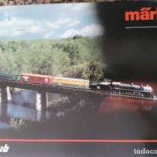 Treni in Scala: MÄRKLÍN, MINI-CLUB 81461 - CAJA INICIACIÓN. Lote 247178315