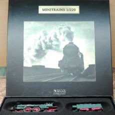 Trenes Escala: MINITRAINS 1/220. Lote 252395460