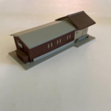 Trenes Escala: MARKLIN. MINI CLUB. CONSTRUCCION MONTADA. Lote 255519230