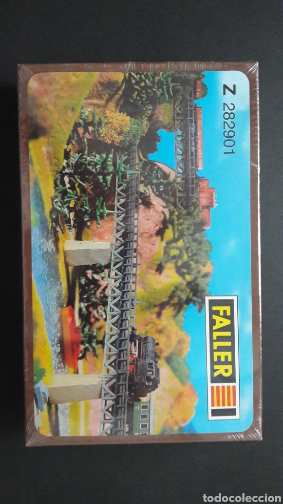 FALLER TRENES ESCALA Z 282901 (Juguetes - Trenes a Escala Z)