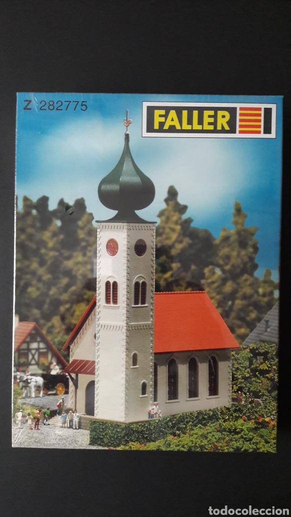 FALLER TRENES ESCALA Z 282775 (Juguetes - Trenes a Escala Z)
