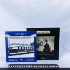 Trenes Escala: COLECCIÓN MINITRAINS 1/220- SVT 877. Lote 269627548
