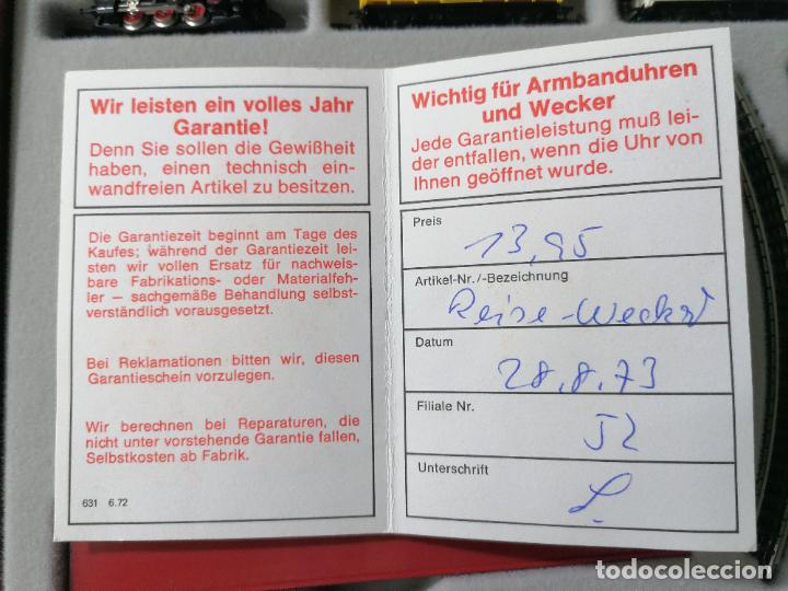 Trenes Escala: TREN ELECTRICO MARKLIN MINI-CLUB 8900, MADE IN WESTERN GERMANY COMPLETO - Foto 8 - 271537598