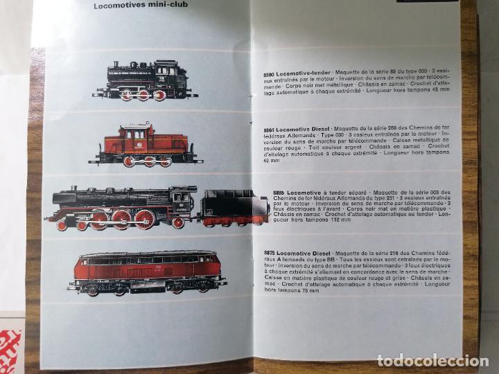 Trenes Escala: TREN ELECTRICO MARKLIN MINI-CLUB 8900, MADE IN WESTERN GERMANY COMPLETO - Foto 10 - 271537598