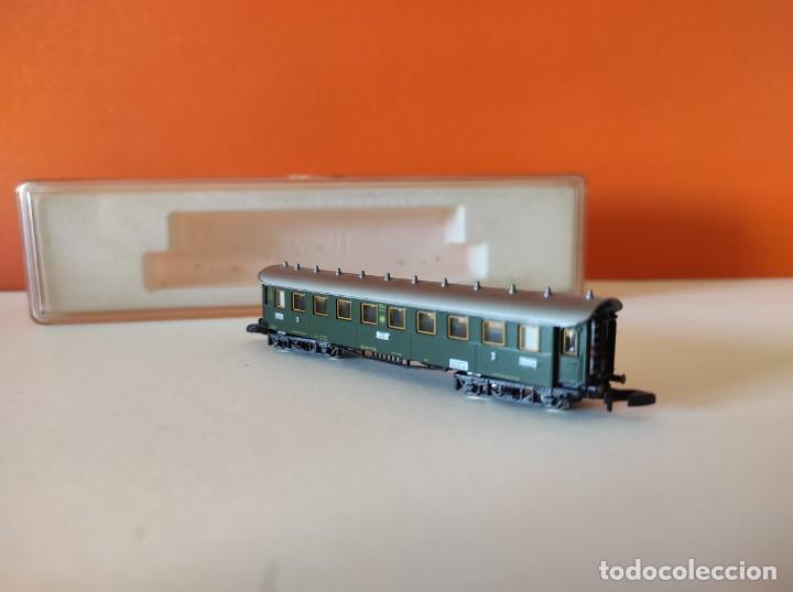 Trenes Escala: MARKLIN Z VAGON VIAJEROS 3ª.Clase DRG ref 8731 - Foto 4 - 278943083