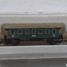 Trenes Escala: VAGÓN DE PASAJEROS MÄRKLIN MINI CLUB 8700 ESCALA Z. Lote 284505863