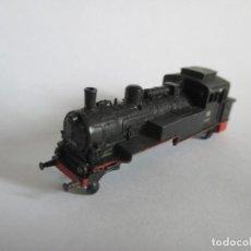 Trenes Escala: CARCASA DE LOCOMOTORA MARKLIN BR 74 ESCALA Z. Lote 285463198