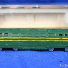 Trenes Escala: LOCOMOTORA DIESEL B.B. RENFE REF.016 DE IBERTREN 3N. Lote 288457183