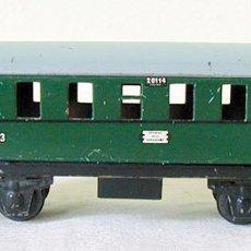 Trenes Escala: VAGON H0. Lote 7051805