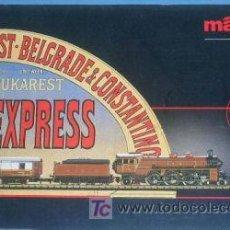 Trenes Escala: CATALOGO 1988/90 DE TRENES ELECTRICOS MARKLIN.L4327 . Lote 5800038