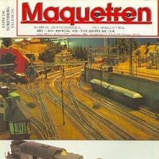 Trenes Escala: MAQUETREN ESPECIAL 1/92. ESPECIAL NUREMBERG-VALENCIA. Lote 8931176