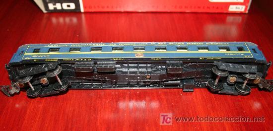 Trenes Escala: JOUEF - VAGÓN CAMA CONTINENTAL - REF. 862 - CON CAJA ORIGINAL - Foto 5 - 27409591