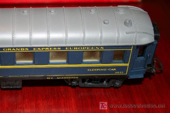 Trenes Escala: JOUEF - VAGÓN CAMA CONTINENTAL - REF. 862 - CON CAJA ORIGINAL - Foto 3 - 27409591