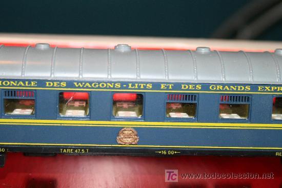 Trenes Escala: JOUEF - VAGÓN RESTAURANTE DE LOS FERROCARRILES FRANCESES - REF. 860 - CON CAJA ORIGINAL - Foto 2 - 27409588