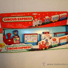 Trenes Escala: TREN DEL CIRCO. Lote 26962481