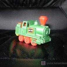 Trenes Escala: LOCOMOTORA GUISVAL. Lote 27480350
