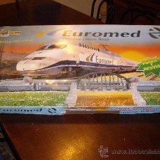 Trenes Escala: EUROMED -TREN ELECTRICO A PILAS. Lote 27225030