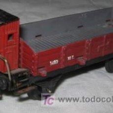 Trenes Escala: VAGON DE MERCANCÍAS ESCALA HO. Lote 23749249