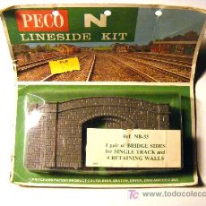 Trenes Escala: PECO N, LINESIDE KIT. Lote 18078068