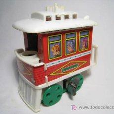 Trenes Escala: TRANVITIN. ANTIGUO TRANVIA A CUERDA - EGE. Lote 18187742