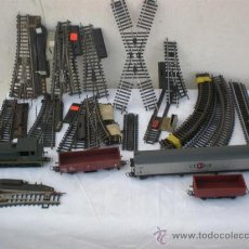 Trenes Escala: TREN DE MERCANCIA JOVEF Nº470.R-325MM R-12 3/4 ITALIANO. Lote 18676094