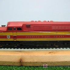 Trenes Escala: (TEMPO) LOCOMOTORA -- CORRIENTE CONTINUA--ESCALA H0. Lote 26864306