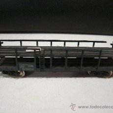 Trenes Escala: VAGON DE TREN. JOUEF FOR PLAYCRAFT. MADE IN FRANCE. S.T.V.A.. Lote 98869138