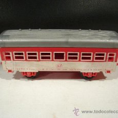 Trenes Escala: VAGON DE TREN. RENFE. 16 CM DE LARGO.. Lote 21530462
