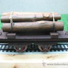 Trenes Escala: VAGON MERCANCIAS ----- ESCALA 0. Lote 23677078