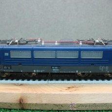 Trenes Escala: (JOUEF) LOCOMOTORA DE LA DB- ANALOGICA- CORRIENTE CONTINUA --- ESCALA H0. Lote 23695685