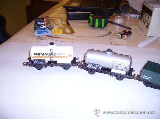 Trenes Escala: TREN A PILAS JOUEF - Foto 2 - 27267404
