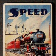 Trenes Escala: LOCOMOTORA VAPOR INGLESA. Lote 26990632