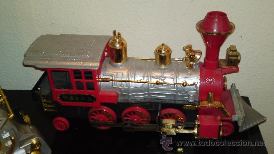 Trenes Escala: LOTE TRENES TOY STATE Y NEW BRIGHT - Foto 2 - 51689446