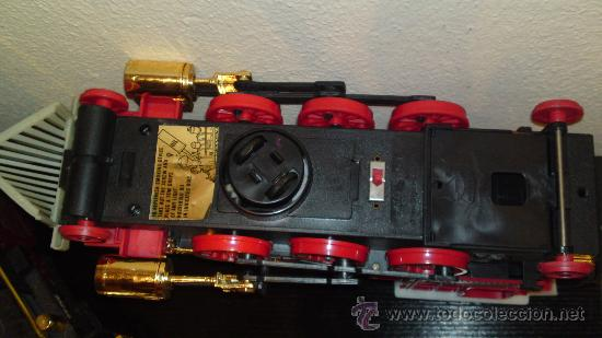Trenes Escala: LOTE TRENES TOY STATE Y NEW BRIGHT - Foto 3 - 51689446