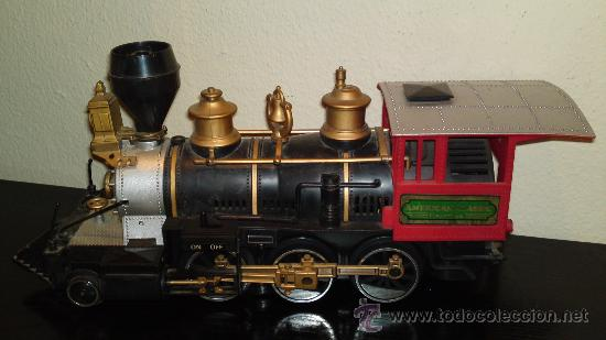 Trenes Escala: LOTE TRENES TOY STATE Y NEW BRIGHT - Foto 6 - 51689446