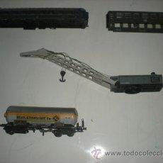 Trenes Escala: LOTE DE TRENES. Lote 27070747