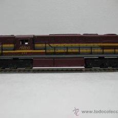 Trenes Escala: LOCOMOTORA GILBERT ALCO H0 DIESEL 430 DC-CORRIENTE CONTINUA. Lote 27803169
