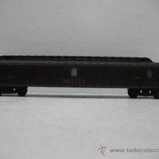 Trenes Escala: ANTIGUO VAGON DE LA SNCF PARIS POSTES H0. Lote 27938959