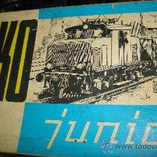 Trenes Escala: JUEGO DE TREN PIKO JUNIOR - HO 1:87. 16.5MM. Lote 29147829